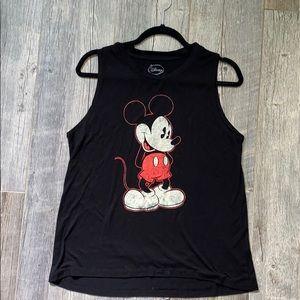 Black Mickey Mouse Tank